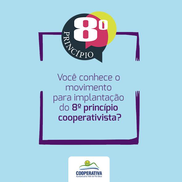 8º Princípio Cooperativista