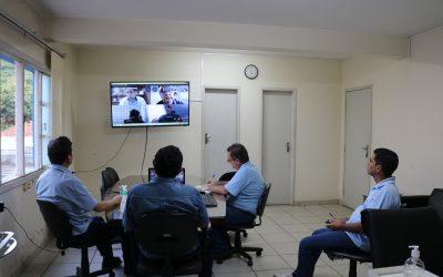 Cooperativa participa da reunião com a ABLV