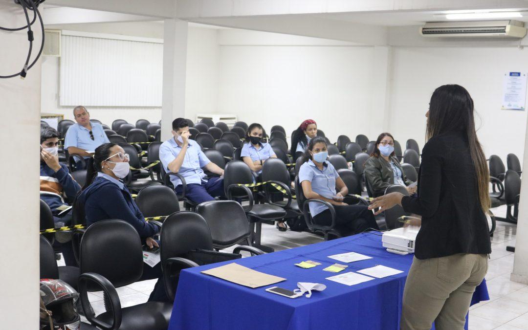 Intercooperação: Crediriodoce realiza treinamento com colaboradores da Cooperativa