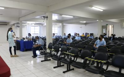 Intercooperação: Unimed GV realiza palestra educativa contra a Covid-19