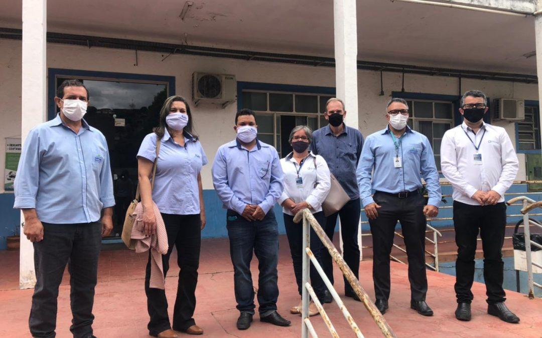 Intercooperação: Coolvam visita as instalações da Cooperativa