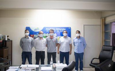 Cooperativa recebe representantes da Emater e Idene