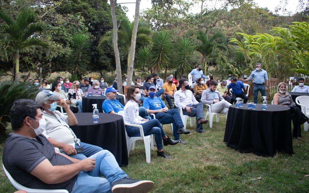 Cooperativa retorna as Reuniões de Comunidades presenciais