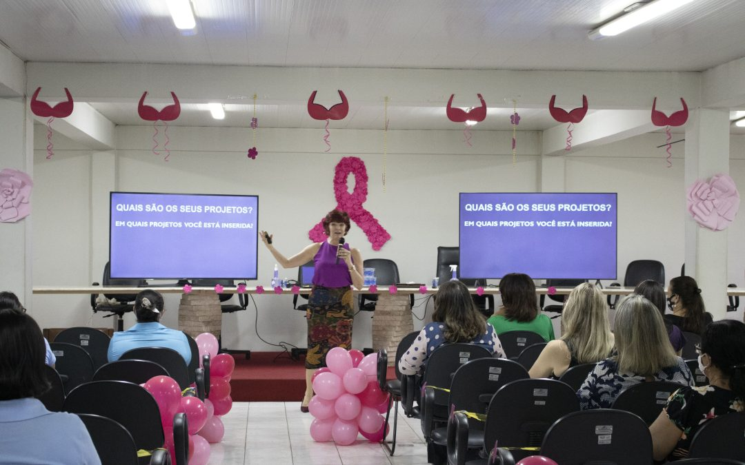 Cooperativa realiza evento exclusivo para mulheres